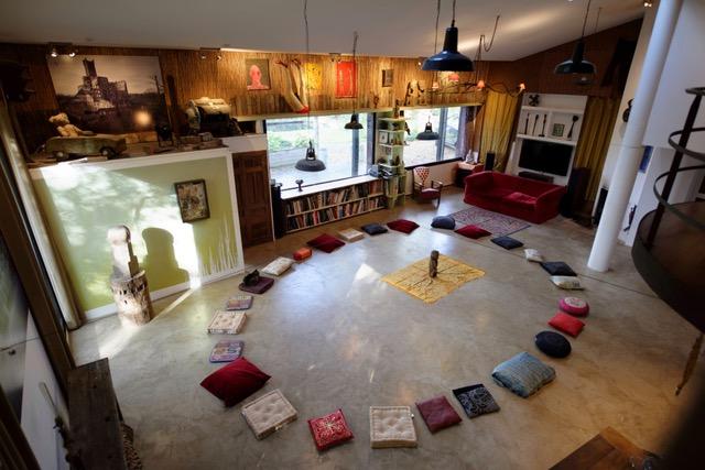 """Réveillon tantrique """"Récapitulation et renouveau"""", 4 jours résidentiels (avec Yves-Marie L'Hour et Véronique Kohn)"""